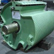 BEN-Maschinenbau - Messertrommel mit Hartaufpanzerung