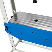 Detail Werkstattpresse BEN T 75 S – Tischplatte ohne Nuten