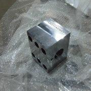 BEN-Maschinenbau · Zerspanungstechnik: Ventilblock