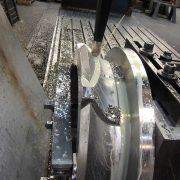 BEN-Maschinenbau · Zerspanungstechnik: Exzenterflansch