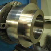 BEN-Maschinenbau · Zerspanungstechnik: Lagerflansch