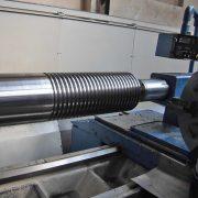 BEN-Maschinenbau · Zerspanungstechnik: Seilrollen
