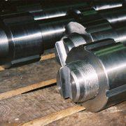 BEN-Maschinenbau · Zerspanungstechnik: Zuganker